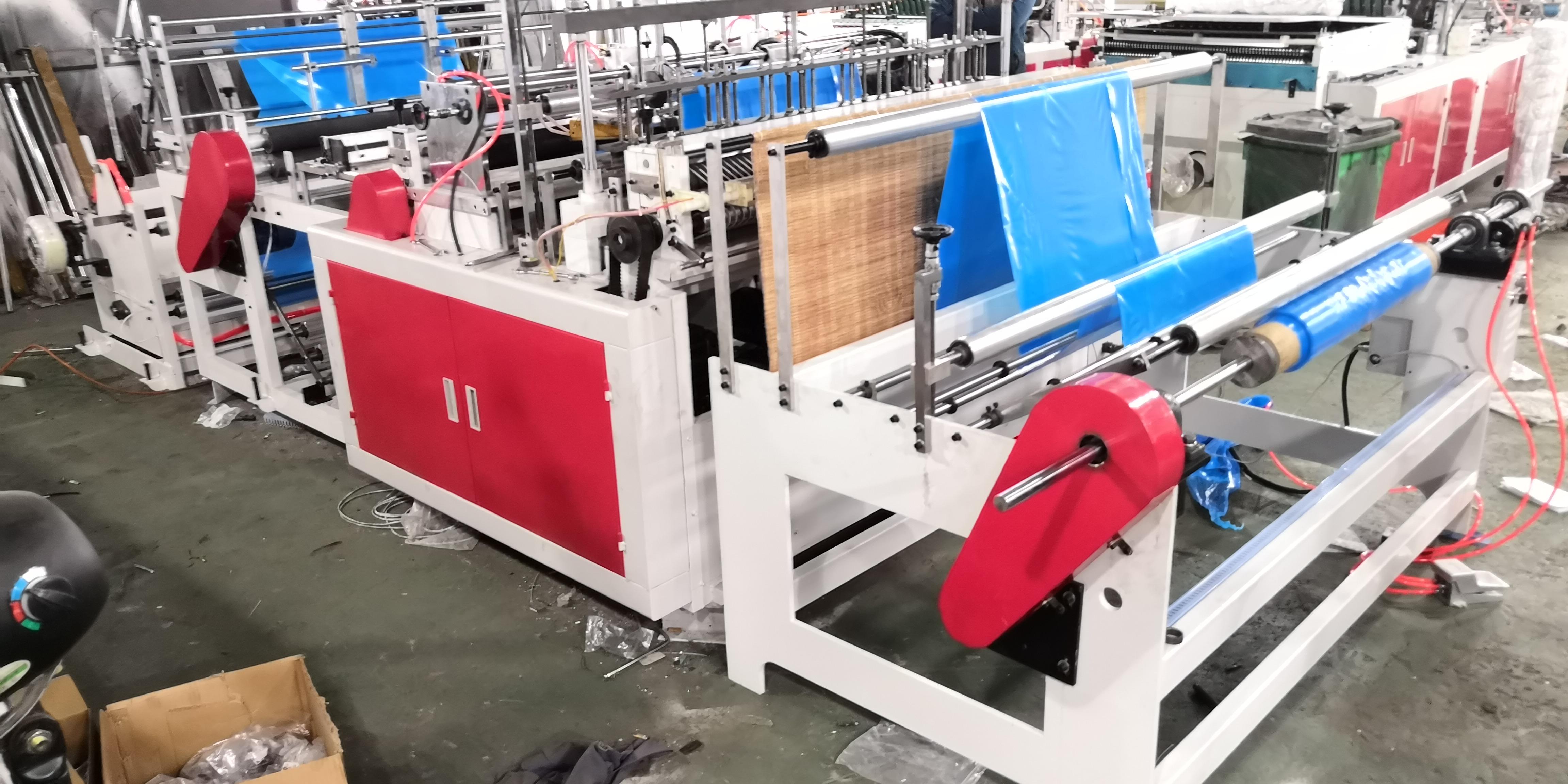 塑料制袋机的操作流程介绍
